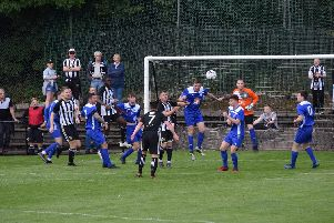 A determined display earned Rob Roy victory at Newlandsfield