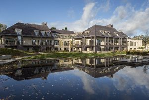 Groundbreaking £21m Glasgow Hospice opens