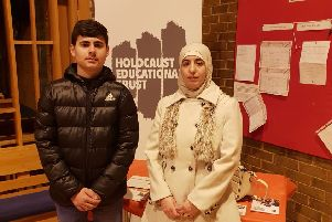 From Syria to Scotland