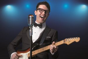 Buddy Holly & The Cricketers: The best rock and roll party you'll ever go to