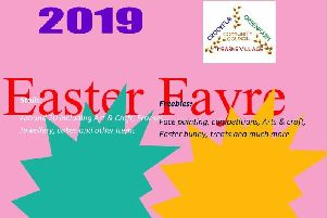 Family fun on offer at Easter fayre in Newton Mearns