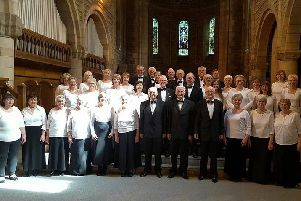 Eastwood Choral Society marks anniversary with gala concert