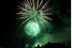 Many residents in Pollokshields want action to restrict the use of fireworks.