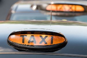 Margo Welsh's proposal for a female-only taxi service has been turned down by Glasgow City Council.