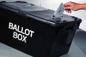 Voters are due to go the polls on Thursday, May 23.