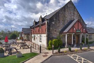 Plans have been submitted to convert the now-closed Hurlet pub and restaurant into a funeral parlour.
