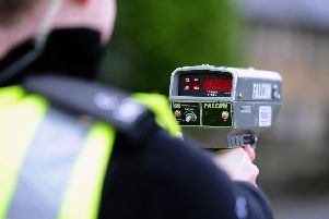 Police officers have been concentrating on the behaviour of young drivers.