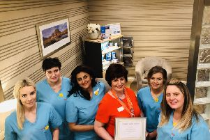 The team at Pure Dental Care are delighted to be finalists in the Dental Awards, and are looking forward to the awards ceremony tonight.