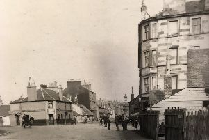 Nostalgia: Barrhead Road, Haggs Road, Maxwell Street and Pollok Street Junction, 1896