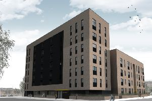 Work begins on new affordable homes in Govanhill