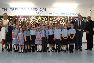 Top marks for Our Lady of the Missions Primary School