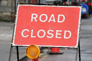 Road in Barrhead due to be closed until November