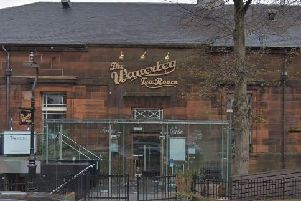 The former Waverley Tea Room could be set for a new future as a J D Wetherspoon public house.