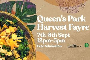 Harvest Fayre comes to Queens Park