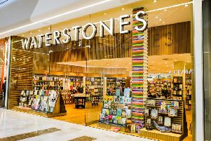 Waterstones announced as first bookshop to open at Silverburn Shopping Centre