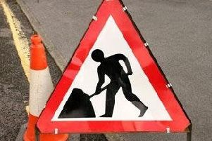 Roadworks in Thornliebank extended due to adverse weather
