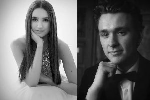 Classical Brit Award Nominees Katie Marshall and Thomas Cameron to perform in Pollokshields
