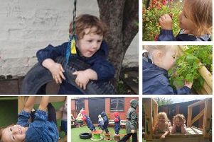 Mayfield Nursery supports the benefits of outdoor play