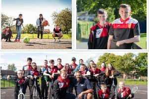 Teenage sports leaders change lives in Glasgow