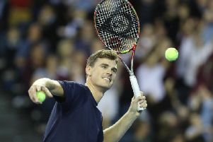 Jamie Murray has teamed up with the LTA to organise this week's Murray Trophy