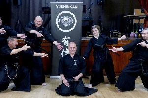 Newton Mearns British Iaido club member selected to represent UK at European Championships in Athens