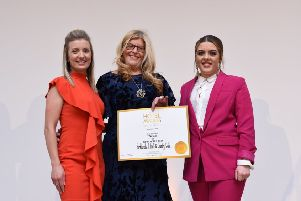 Newton Mearns hotel scoops Hotel of the Year accolade