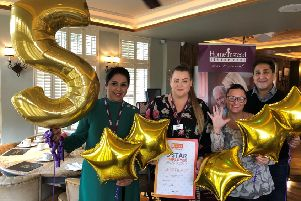 Home care company wins 5 Star Employer