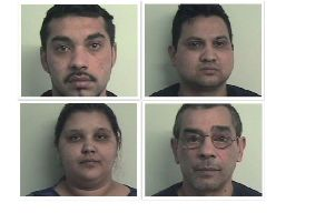 Human trafficking gang convicted at High Court in Glasgow