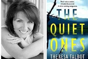 Clarkston author Theresa Talbot's latest novel gives a voice to forgotten abuse victims