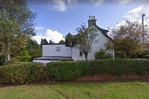 Treeside Cottage is earmarked for demolition as part of the plans for 18 new homes.
