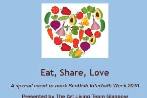 Celebrating Scottish interfaith week at the Wee Retreat
