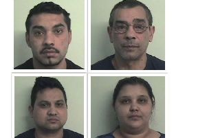 Govanhill human trafficking gang jailed for more than 36 years