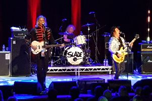 Slade bring their Christmas tour to Glasgow
