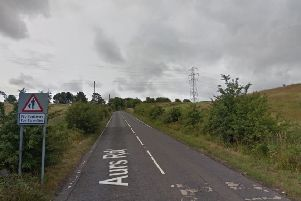 Plans to reduce speed limit on Barrhead to Newton Mearns road