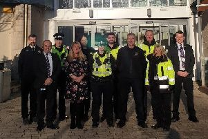 Police Scotland launch Festive Campaign in East Renfrewshire