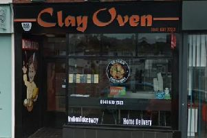 Clay Oven Giffnock shortlisted at Scottish Asian & Business Awards