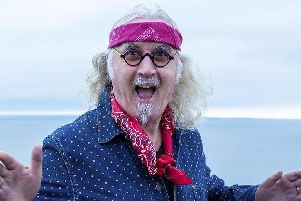 Screening of Billy Connolly's Sex Life of Bandages at Eastwood Park Theatre