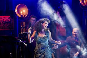 Down for the Count swing orchestra bring their new show to Eastwood Park Theatre, Giffnock