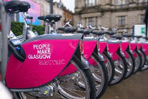 New Year, new nextbikers in Glasgow
