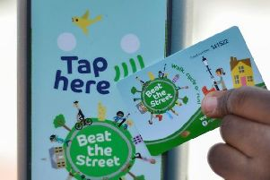 Popular physical activity game Beat the Street is coming to East Renfrewshire
