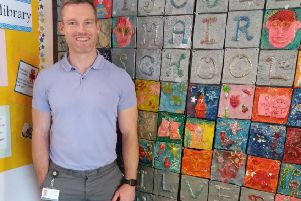 Former golf pro from Newton Mearns has the drive to succeed in new career