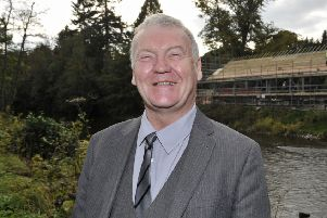 Independent candidate for Hawick and Hermitage, David Paterson.