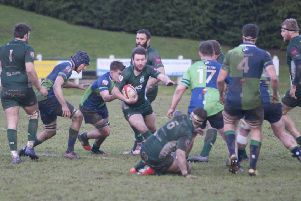 Lee Armstrong for Hawick