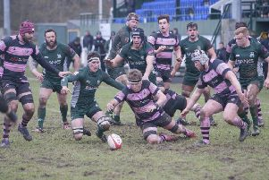 Hawick's players will need to show real steel to stay in the Premiership.