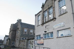 Hawick High School.