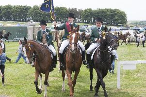 This year's Hawick Common Riding.