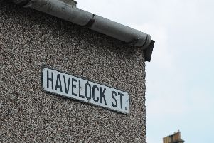 Havelock Street, Hawick.