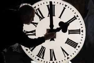 Everything you need to know about the clocks going forward this weekend