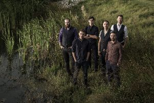 One of Scotland's best-loved folk-rock bands will be playing at Volunteer Hall, Galashiels on May 31.'Mnran has a central ethos built around the band's traditional Celtic roots. Fiery tunes from fiddle, accordion, flute, uillean and Highland bagpipes bind powerfully to a rhythm section awash with elements of funk, jazz and rock to create some of the most innovative and uplifting instrumental music around.'Coupled with songs in both Gaelic and English that undergo the same musical mixology, it's easy to understand why Mnran are in such high demand as a live act.'