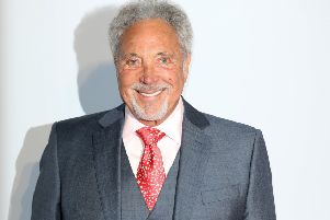 Welsh pop legend Tom Jones. (Photo by Tim P. Whitby/Getty Images)